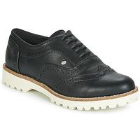Schuhe Damen Derby-Schuhe Les Petites Bombes GISELE Schwarz