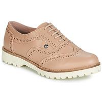 Schuhe Damen Derby-Schuhe Les Petites Bombes GISELE Beige