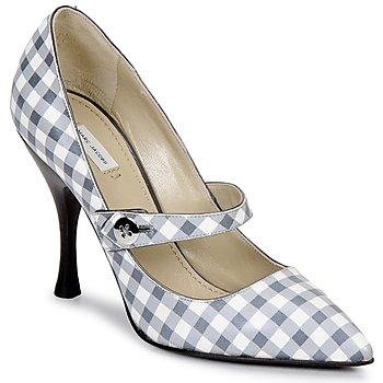 Schuhe Damen Pumps Marc Jacobs MJ18354 Grau