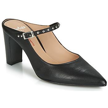 Schuhe Damen Sandalen / Sandaletten Perlato MALDINI Schwarz