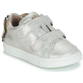 Schuhe Mädchen Sneaker Low Acebo's BAMBU Beige