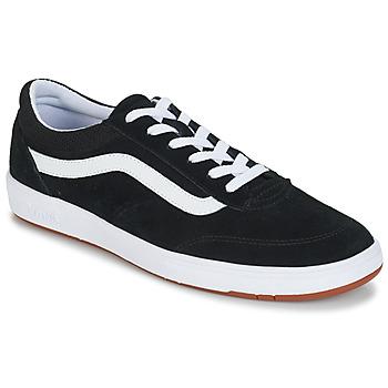 Chaussures Homme Baskets basses Vans CRUZE Noir
