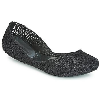 Chaussures Femme Ballerines / babies Melissa CAMPANA PAPEL VII Noir
