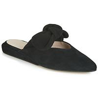 Schuhe Damen Pantoffel Fericelli JILONIE Schwarz