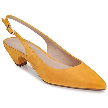 Schuhe Damen Pumps Fericelli JEYONCE Gelb
