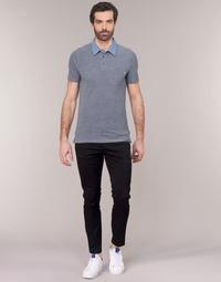Vêtements Homme Chinos / Carrots Jack & Jones JJIMARCO Noir