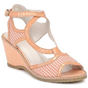 Schuhe Damen Sandalen / Sandaletten Mosquitos HOURA Beige