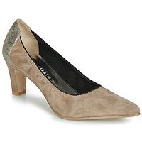 Schuhe Damen Pumps Myma ELEGANCY Beige