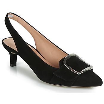 Chaussures Femme Escarpins Unisa JALIS Noir