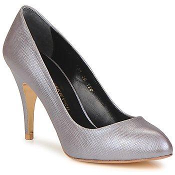 Schuhe Damen Pumps Gaspard Yurkievich E10-VAR6 Violett