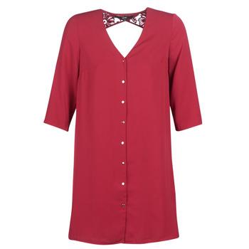 Kleidung Damen Kurze Kleider Vero Moda VMRICKY Bordeaux