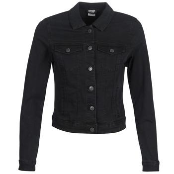 Abbigliamento Donna Giacche in jeans Vero Moda VMHOT SOYA Nero