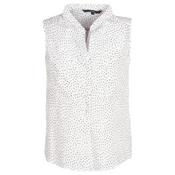 Abbigliamento Donna Top / Blusa Vero Moda VMERIKA Bianco / Nero