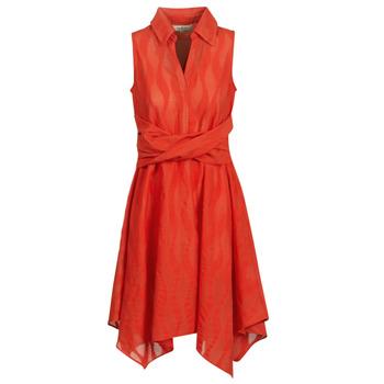 Kleidung Damen Kurze Kleider Derhy EMBARCATION Rot
