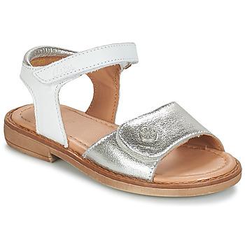 Schuhe Mädchen Sandalen / Sandaletten Aster TRIXY Silbern