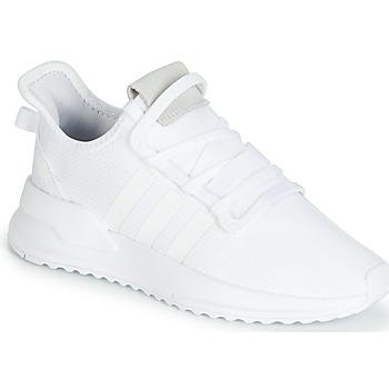 Chaussures Homme Baskets basses adidas Originals U_PATH RUN Blanc