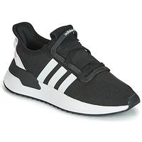 Scarpe Unisex bambino Sneakers basse adidas Originals U_PATH RUN J Nero
