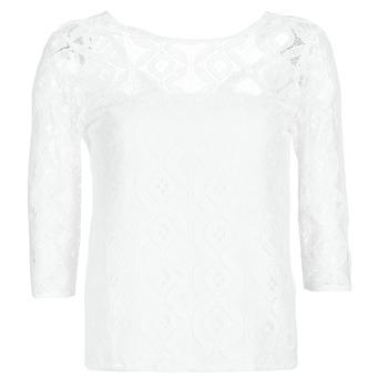 Abbigliamento Donna Top / Blusa Betty London CONSTANCE Bianco