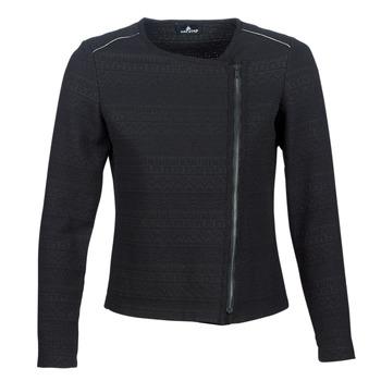Abbigliamento Donna Giacche / Blazer One Step ROBI Nero
