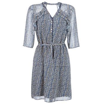Vêtements Femme Robes courtes One Step FLORUS Marine / Multicolore