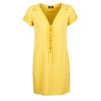 Kleidung Damen Kurze Kleider One Step PATRICIA Gelb