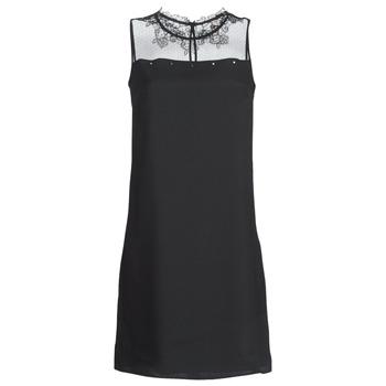 Kleidung Damen Kurze Kleider One Step TINA Schwarz