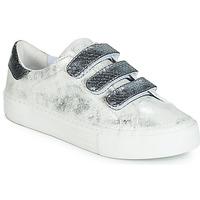 Chaussures Femme Baskets basses No Name ARCADE Blanc / gris