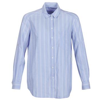 Kleidung Damen Hemden Ikks BN12175-41 Blau