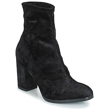 Schuhe Damen Low Boots Caprice  Schwarz