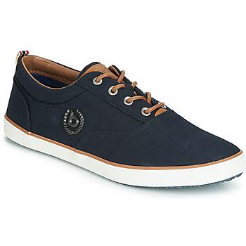 Schuhe Herren Sneaker Low Bugatti TUPANI Blau
