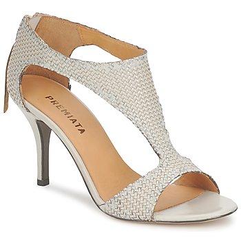 Chaussures Femme Sandales et Nu-pieds Premiata 2834 LUCE Crème