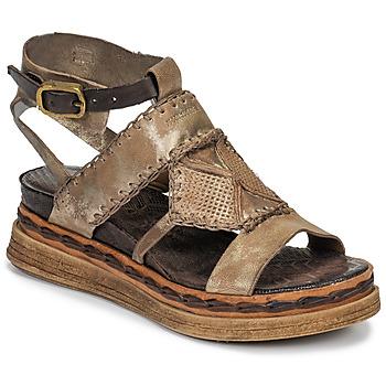 Chaussures Femme Sandales et Nu-pieds Airstep / A.S.98 LAGOS Doré