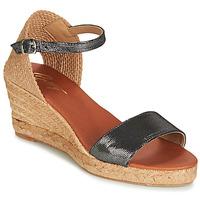 Schuhe Damen Sandalen / Sandaletten Betty London JASSIALE Schwarz