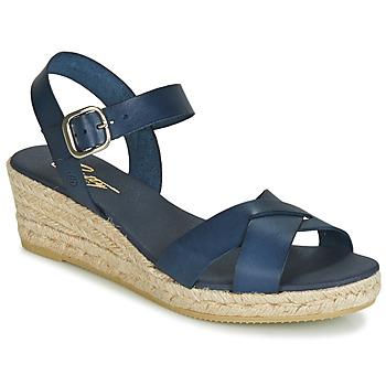 Schuhe Damen Sandalen / Sandaletten Betty London GIORGIA Marine