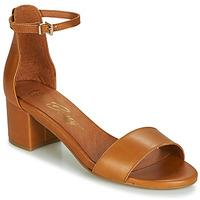 Schuhe Damen Sandalen / Sandaletten Betty London INNAMATA Kamel