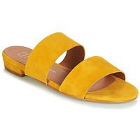 Schuhe Damen Pantoffel Betty London JISTINE Gelb