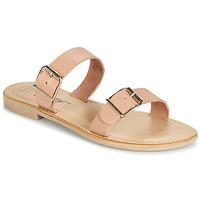 Schuhe Damen Pantoffel Betty London JADALEBE Rose