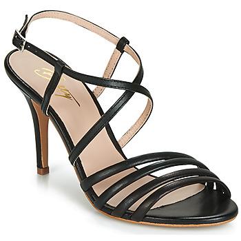 Chaussures Femme Sandales et Nu-pieds Betty London JIKOTIPE Noir