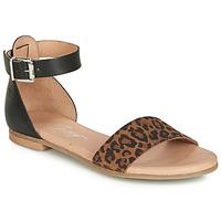 Chaussures Femme Sandales et Nu-pieds Betty London JIKOTIRE Noir