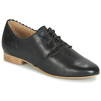 Schuhe Damen Derby-Schuhe Betty London JIKOTEFE Schwarz