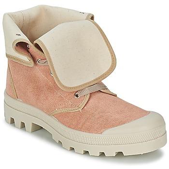 Schuhe Damen Sneaker High Casual Attitude BOPESSA Rose