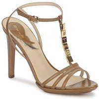 Schuhe Damen Sandalen / Sandaletten Etro 3443 Braun