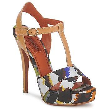 Chaussures Femme Sandales et Nu-pieds Missoni TM69 Multicolore