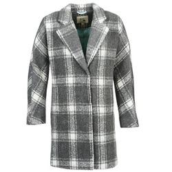 Kleidung Damen Mäntel Yumi EHIME Weiß / Grau