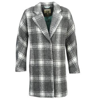 Vêtements Femme Manteaux Yumi EHIME Blanc / Gris