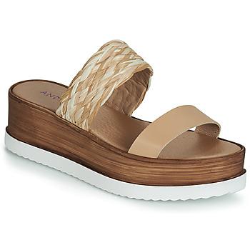 Schuhe Damen Sandalen / Sandaletten André ROMARINE Beige