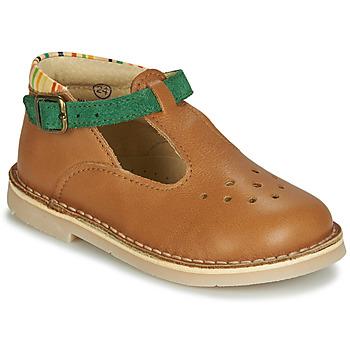 Schuhe Jungen Sandalen / Sandaletten André SUNSET Kamel