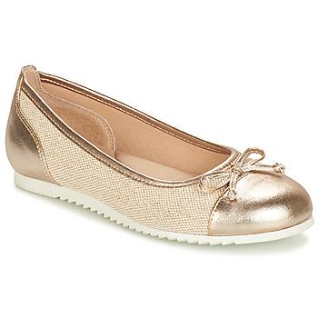 Schuhe Mädchen Ballerinas André RIVAGE Gold