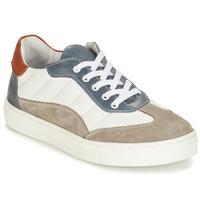 Schuhe Jungen Derby-Schuhe André ALBATROS Weiß
