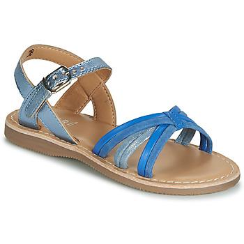 Chaussures Garçon Sandales et Nu-pieds André AZUR Bleu